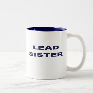 Karen Lead Sister Coffee Mug