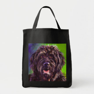 Karen Reed's Maggie Has a Heart Tote Bag