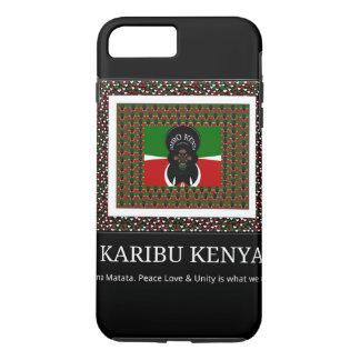 Karibu Kenya Hakuna Matata iPhone 8 Plus/7 Plus Case