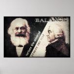 Karl Marx and Adam Smith, the zen of Print