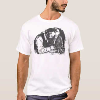 Karl Marx and Friedrich Engels T-Shirt