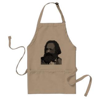 Karl Marx Standard Apron