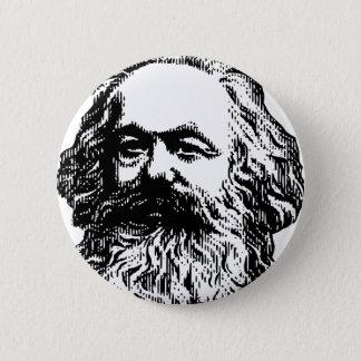 Karl Marx - Communism 6 Cm Round Badge