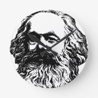 Karl Marx - Communism Clock