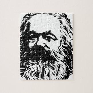 Karl Marx - Communism Jigsaw Puzzle