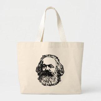 Karl Marx - Communism Large Tote Bag