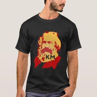 KARL MARX PORTRAIT T-Shirt