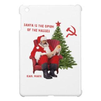 Karl Marx Santa iPad Mini Cases