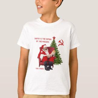 Karl Marx Santa T-Shirt