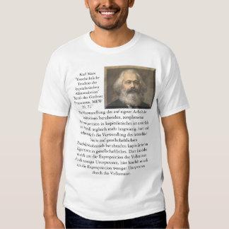 Karl Marx Shirts