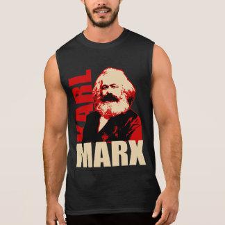 Karl Marx, Socialist & Communist Sleeveless Tee