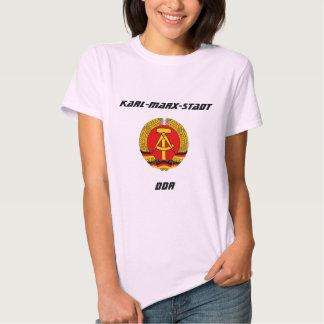 Karl-Marx-Stadt, DDR, Chemnitz, Germany Shirt