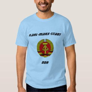 Karl-Marx-Stadt, DDR, Chemnitz, Germany Shirts