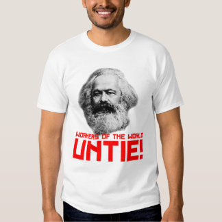 Karl Marx? T-shirts