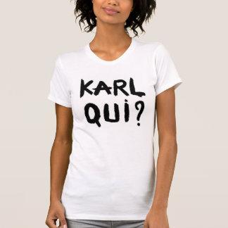 Karl tee-shirt Which fashion Tshirts