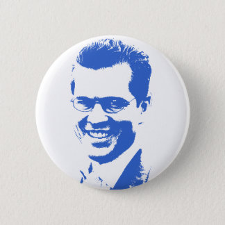 Karl Theodor to Guttenberg 6 Cm Round Badge
