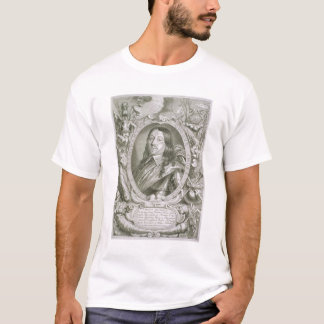 Karl X Gustav (1622-60) King of Sweden, from 'Port T-Shirt