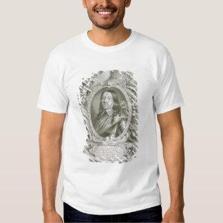 Karl X Gustav (1622-60) King of Sweden, from 'Port Tees