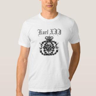 Karl XII Tee Shirt