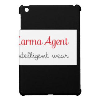 karma Agent - intelligent wear, positive energy Cover For The iPad Mini