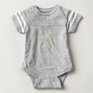 Karma (For Dark Background) Baby Bodysuit