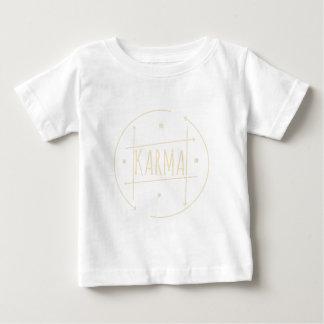 Karma (For Dark Background) Baby T-Shirt