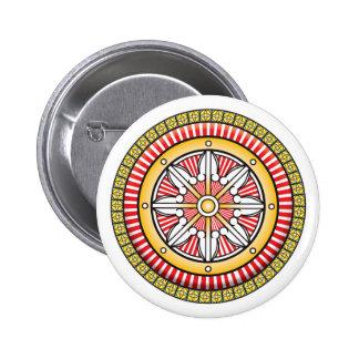 Karma Icon Pinback Buttons
