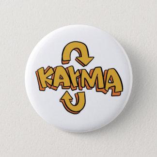 """""""Karma"""" Mini Button"""
