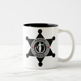 Karma-Police arrest this man Coffee Mug