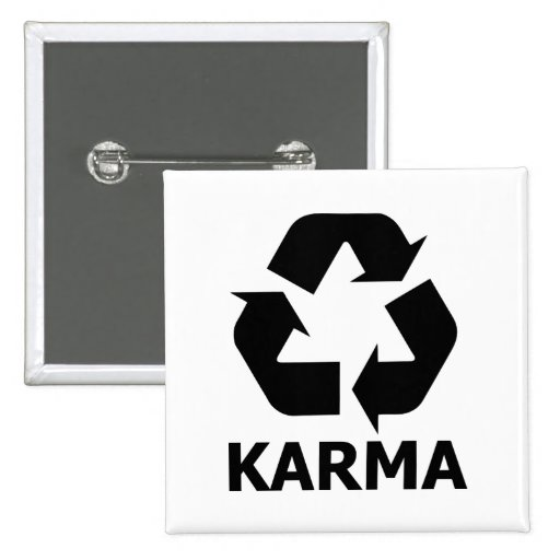 Karma Recycle Buttons