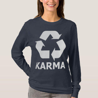 Karma Recycle T-Shirt