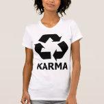 Karma Recycle Tshirts