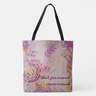Karma Tote Bag
