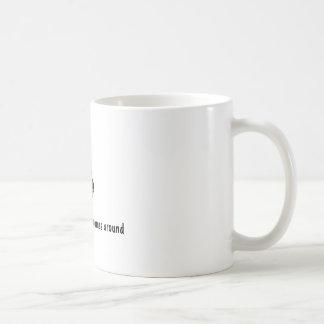 KARMA, What goes around comes around Basic White Mug