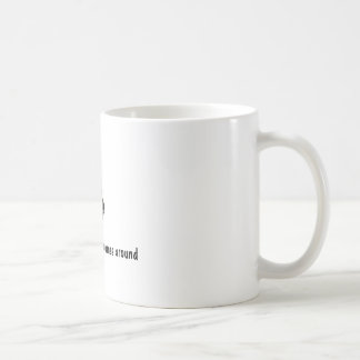 KARMA, What goes around comes around Classic White Coffee Mug