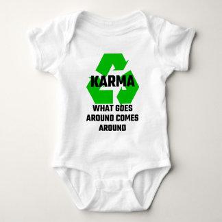 Karma What Goes Around Comes Around Tshirt