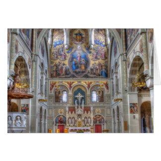 Karmelitenkirche Card
