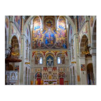 Karmelitenkirche Postcard