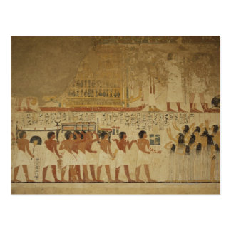 Karnak Temple- Luxor, Egypt Postcard