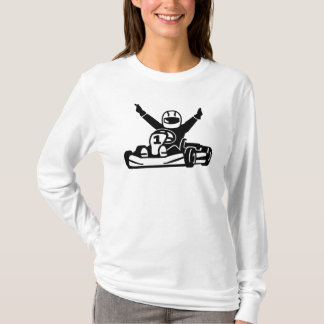 Kart racing champion T-Shirt