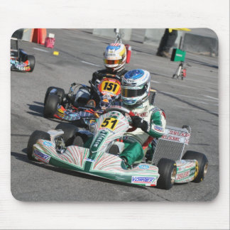 Karting Mouse Pad