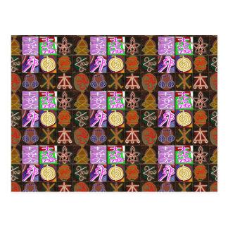 KARUNA Reiki Gifts of Cosmic Kindness n Healing Postcards