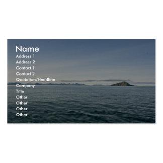 Kasatochi Island, Aleutian Islands Business Card