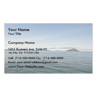 Kasatochi Island, Aleutian Islands Business Card Templates