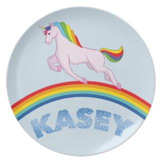 Kasey Plate for children