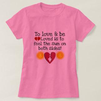 Kashani Love Basic T-shirt