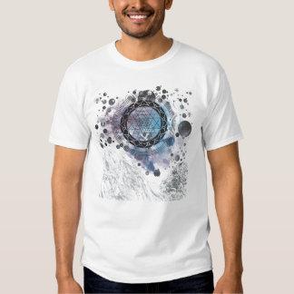 Kashmir Rock Music Inspired Illustration T Shirt