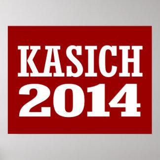 KASICH 2014 PRINT