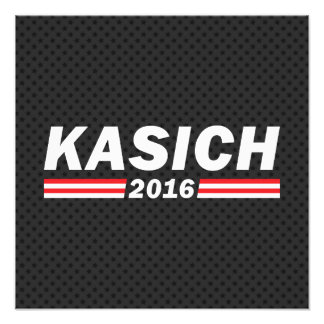 Kasich 2016 (John Kasich) Photographic Print