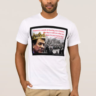 Kasick Tshirt With Quote